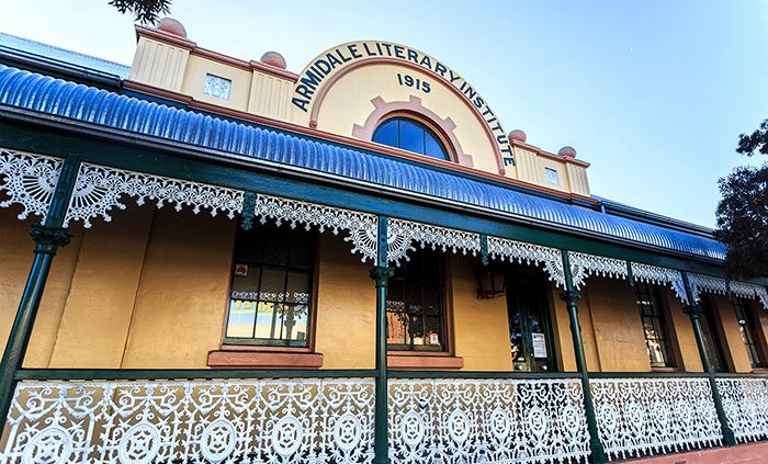 Armidale Folk Museum, Australia