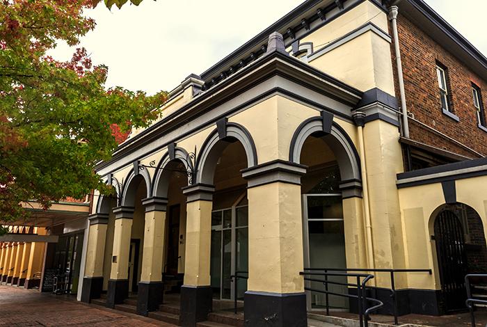 Armidale heritage building, Australia