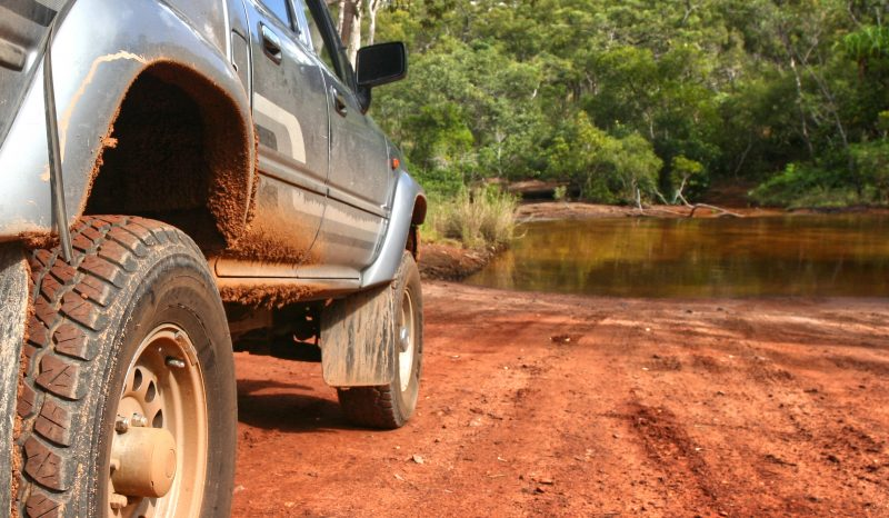 Cape Tribulation, Bloomfield track driving conditons
