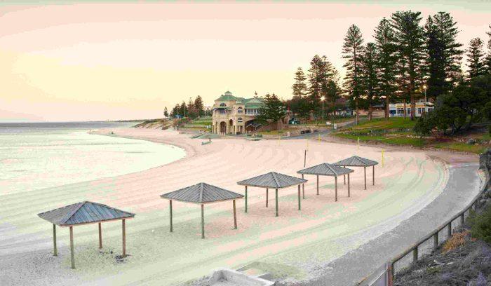 Cottesloe Beach dawn