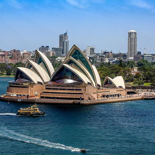 Sydney theatre, Australia