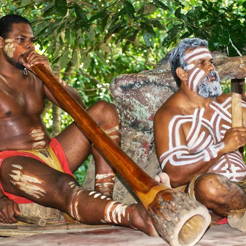 Tjapukai Aboriginal Cultural Park, Australia