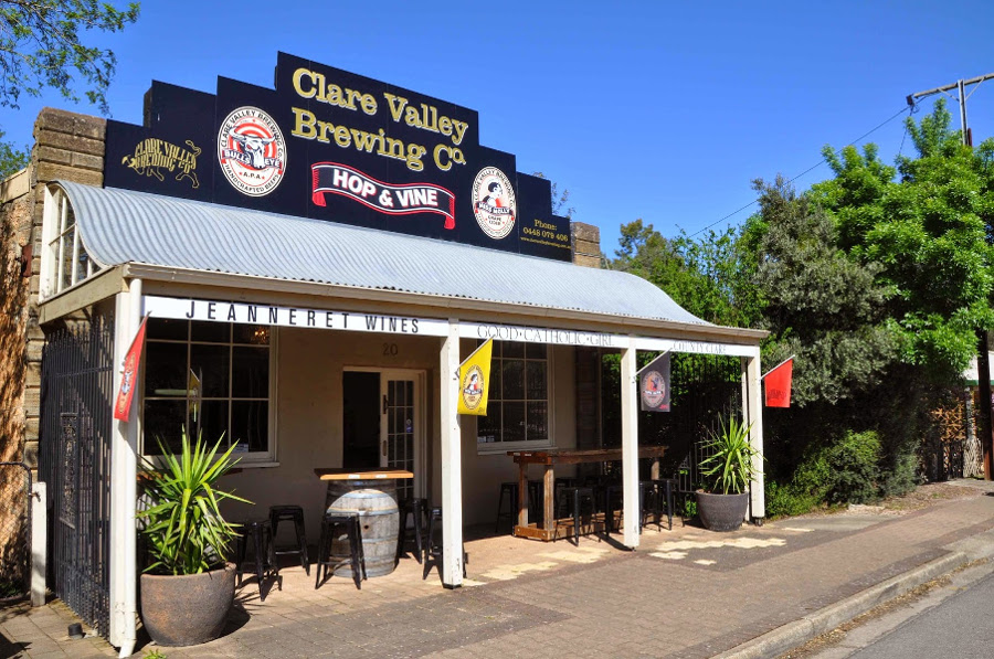 Clare Valley Breweries, Australia @Beer Airways