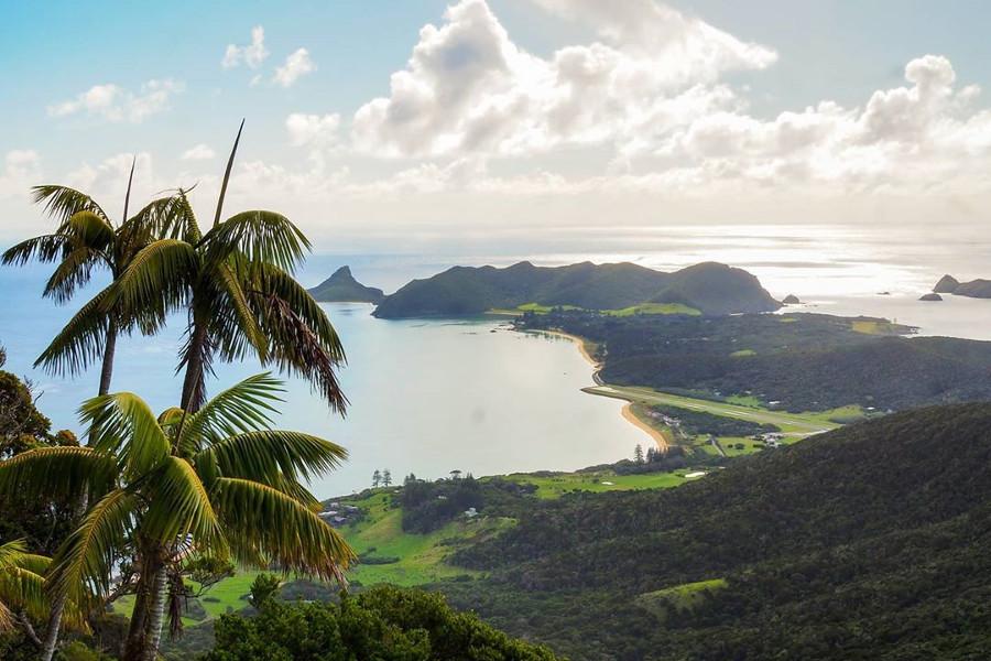 Lord Howe Island @lettinglukeloose