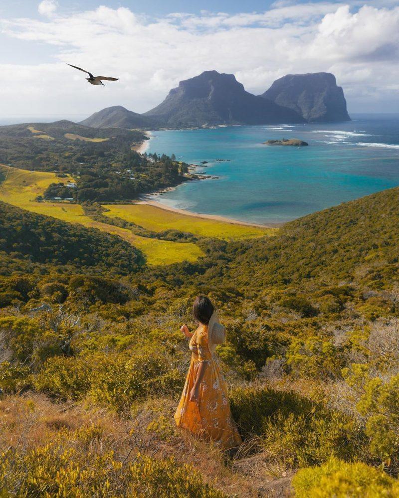 Lord Howe Island @readysetjetset
