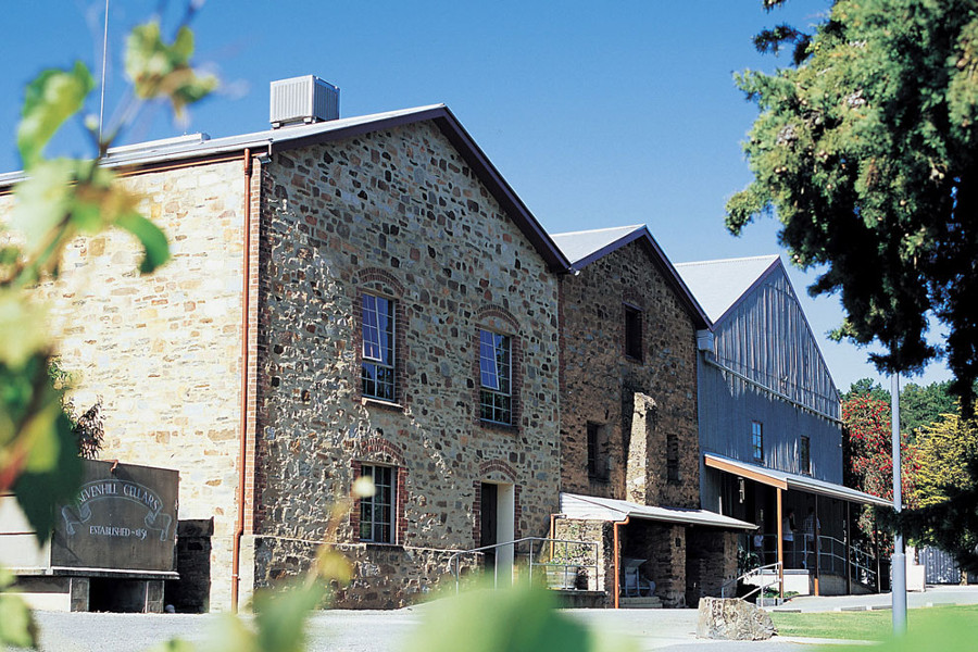 Sevenhill Cellars, Australia @Sevenhill retreat centre