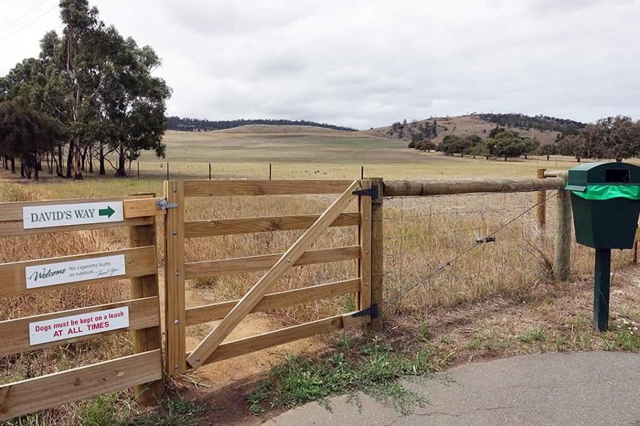 Brinktop Reserve & Richmond Park Track, Richmond, Australia @greaterhobarttrails