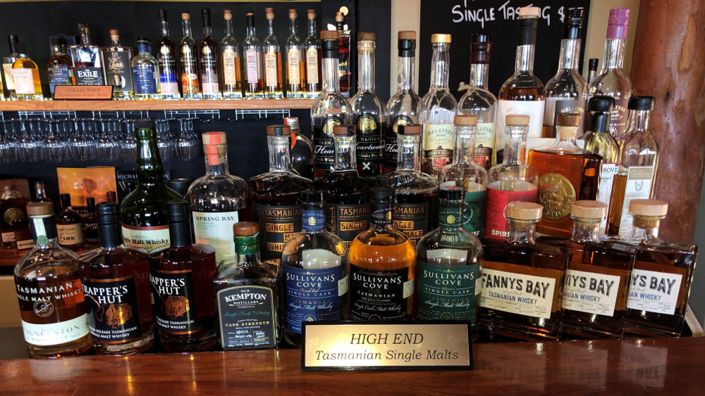 Bruny Island House of Whisky, Australia @Southern Trove