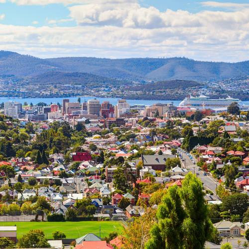 Hobart, Australia @Yevgen Belich