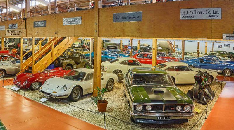 National Automobile Museum, Australia @Examiner