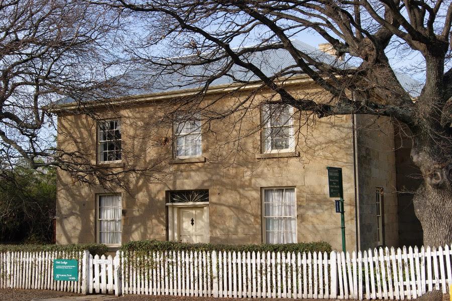 Oak Lodge, Richmond, Australia @On The Convict Trail