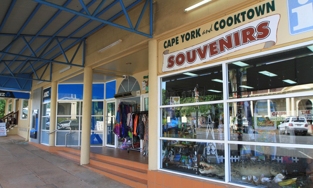 Souvenir shopping on Charlotte Street, Australia @Real Estate Downunder, Hamish Haslop