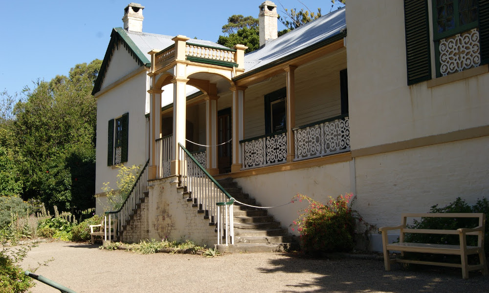 The Commandant House Museum, Australia @On The Convict Trail