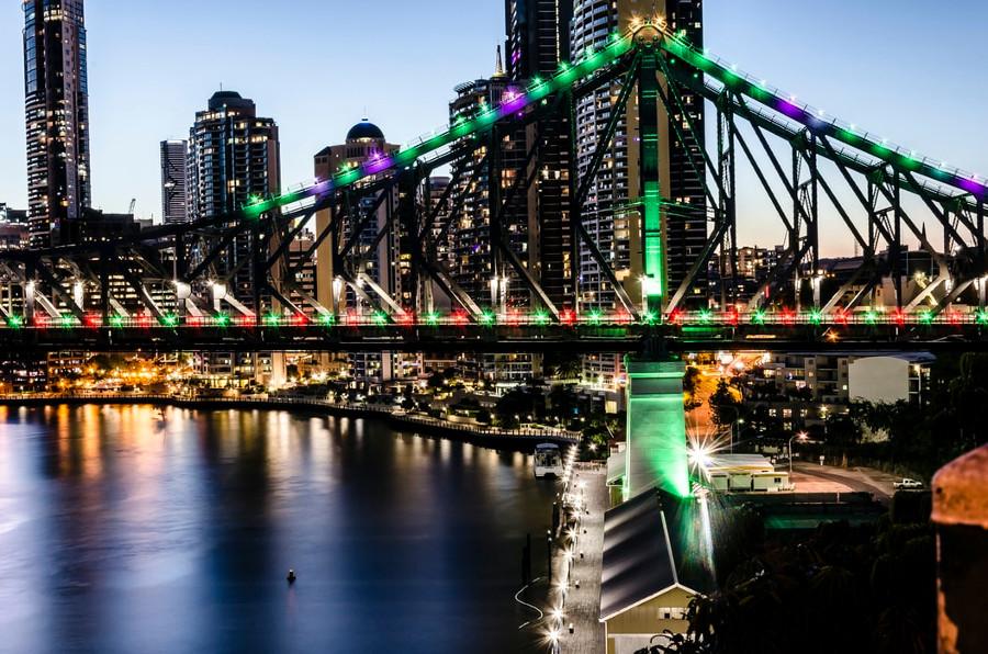 Brisbane, Australia @michael75