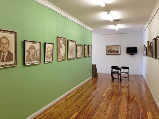 Greens Gunyah Museum, Australia @MGNSW