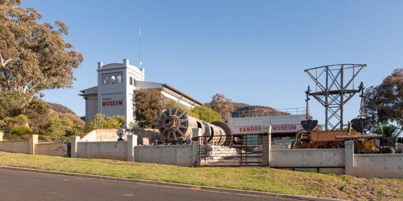 Kandos Museum, Australia @KAron Grant