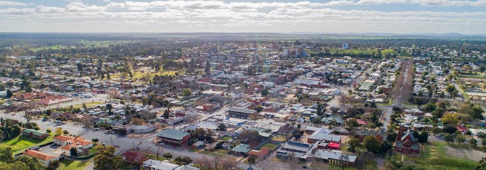 Narrandera, Australia @QPL Rural