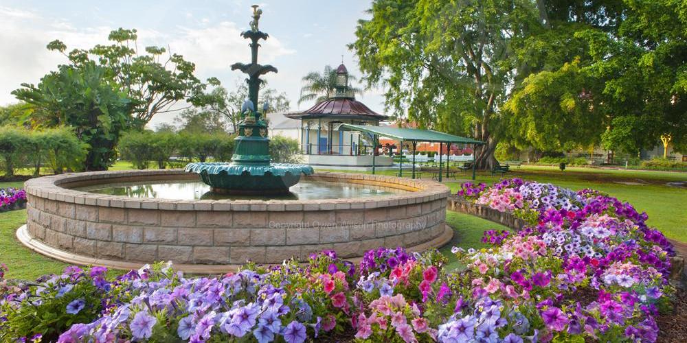Queens Park, Maryborough, Australia @Specrtum ANZ