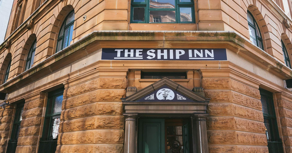 The Ship Inn Newcastle, Australia @Hunter Hunter