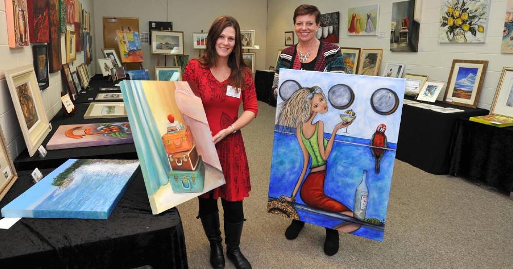 Wagga Wagga Art Society, Australia @Riverina Leader
