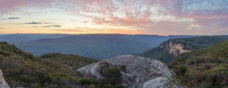 Kings Tableland walk,Australia @Blue Mountains Tours