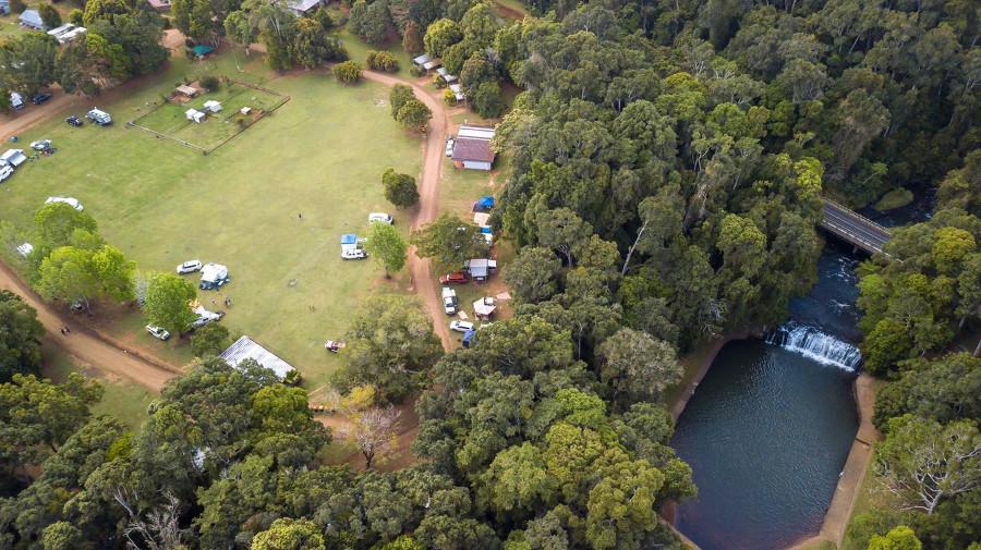 @Malanda Falls Caravan Park