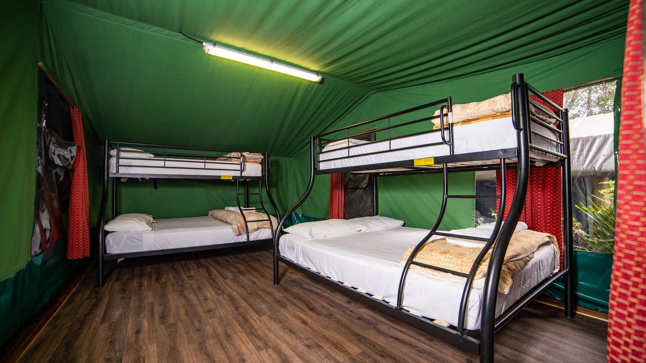 Binna Burra Rainforest Campsite,Australia @Stuff