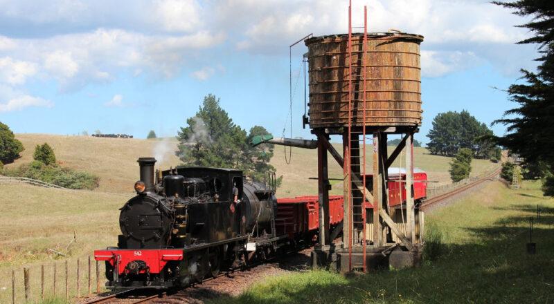 Glenbrook Vintage Railway,Australia @FolkestoneJack's Tracks