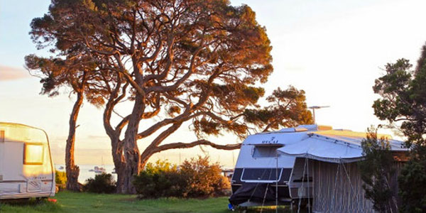 Camerons Bight Unpowered Campground, Australia @Little Green Nomad