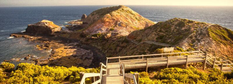 Cape Schanck Boardwalk,Australia
