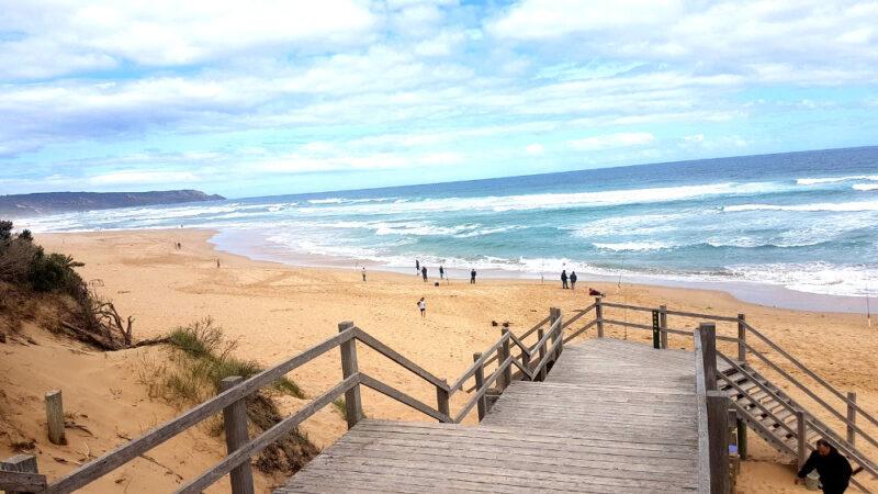 Gunnamatta Beach,Australia @Visit Victoria