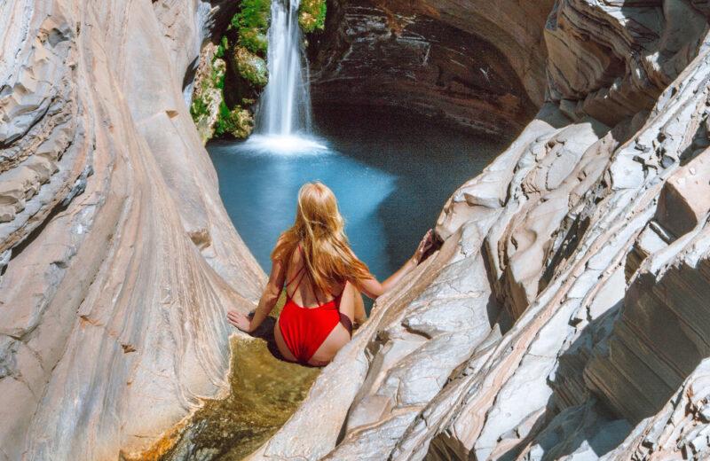 Karijini National Park,Australia @The Ginger Wanderlust