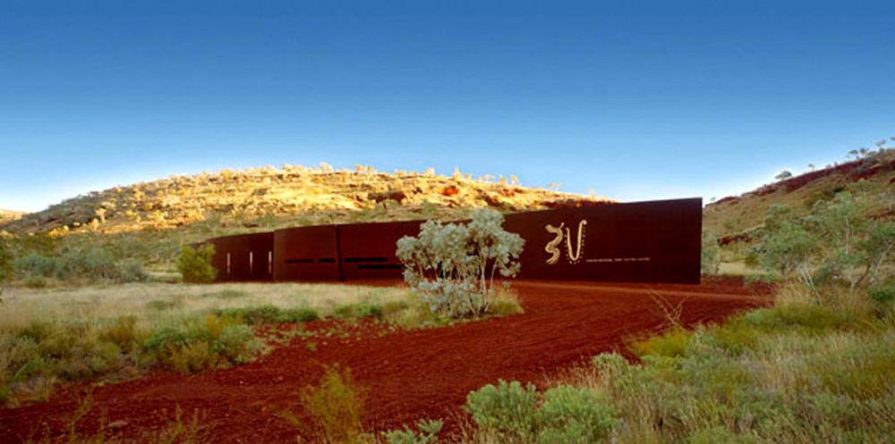 Karijini National Park Visitor Centre,Australia @Tom Price Visitor Centre