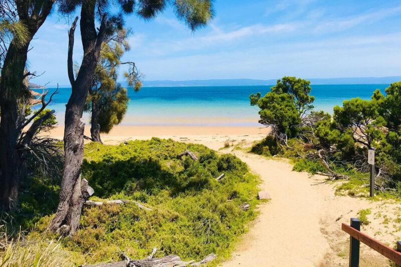 Richardson Beach,Australia @Tasmania Today
