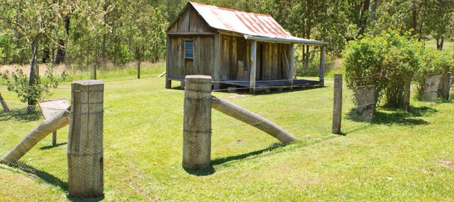 Youdales Hut campground and picnic area,Australia @Rob Cleary
