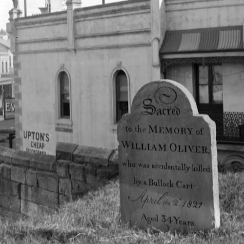 Devonshire Street Cemetery,Australia @AWOL - Junkee