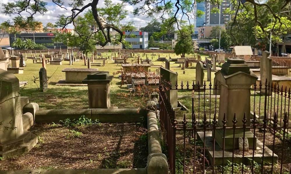 St. John's Cemetery,Australia @Brett Andrew Woods