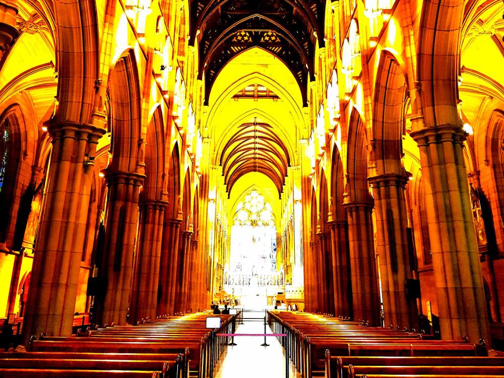 Sydney St Patricks Church,Australia
