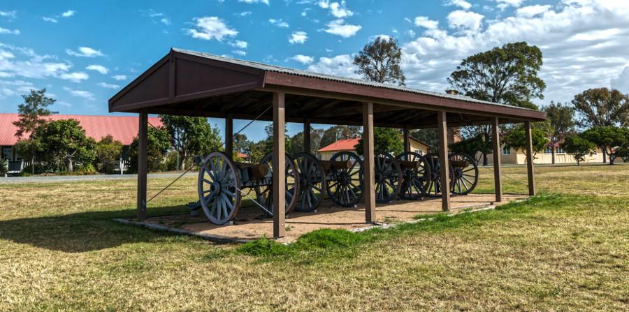 Fort Lytton Brisbane, Queensland,Australia
