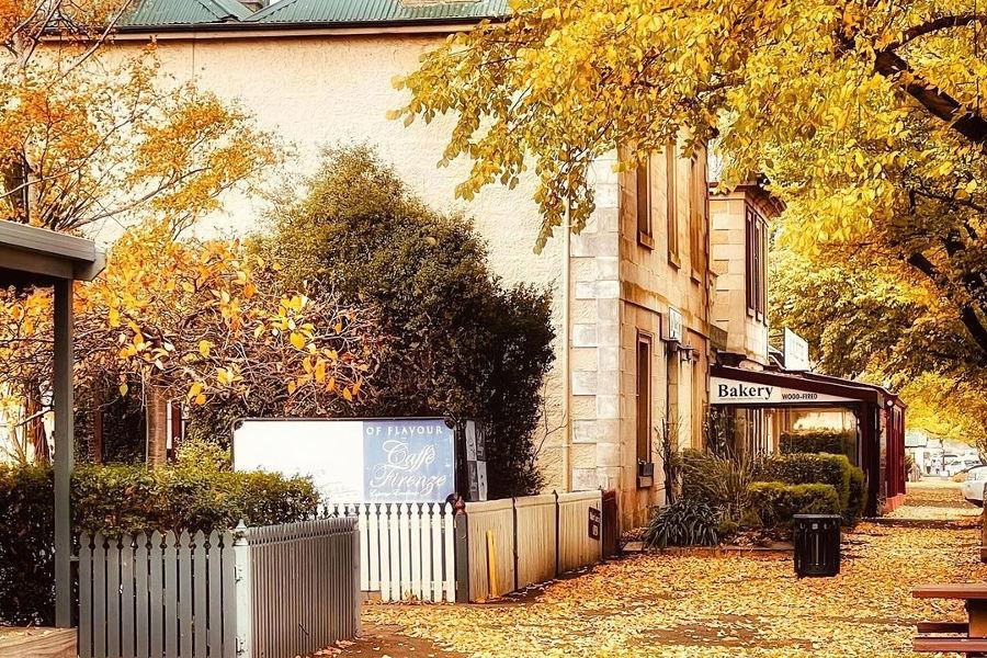 Ross Bakery,Ross, Tasmania,Australia @katypotaty77